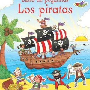 libro pegatinas piratas