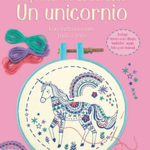 aprende a bordar un unicornio
