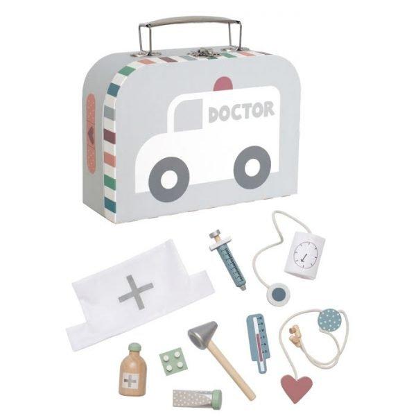 maletín doctor