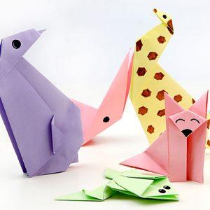 Maquetas y Origami