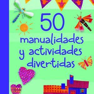 libro manualidades y actividades