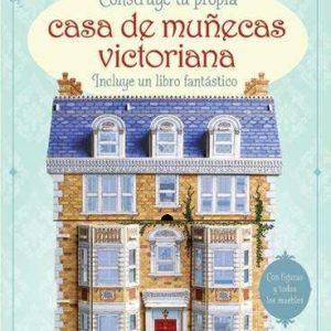 Construye casa de muñecas victoriana