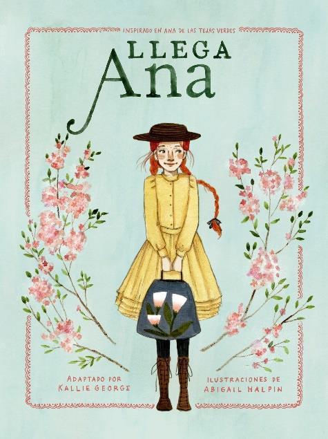 libro llega Ana