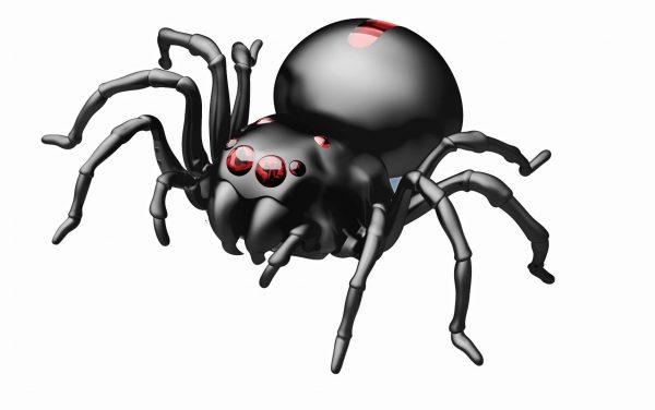 kit construir una araña