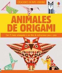 libro animales de origami