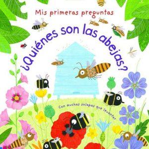 libro quiénes son las abejas