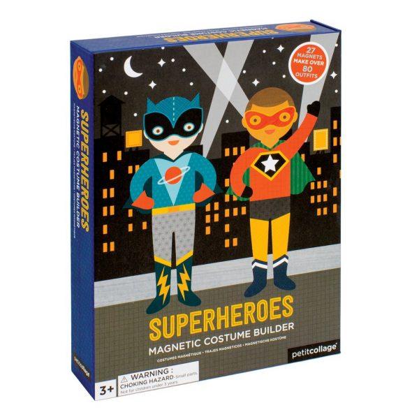 superhéroes para vestir