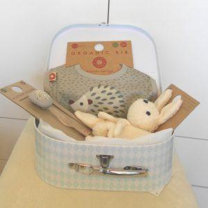 cesta algodón orgánico