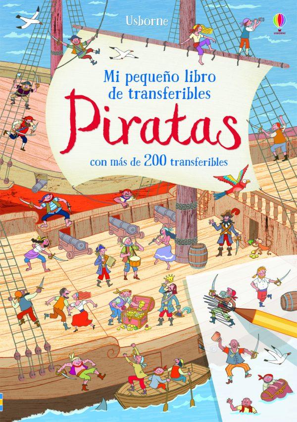 libro de transferibles de piratas
