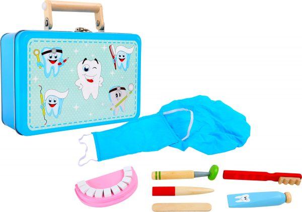 maletín de dentista