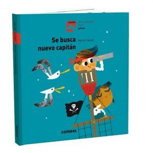 libro se busca nuevo capitán