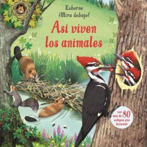 libro así viven los animales