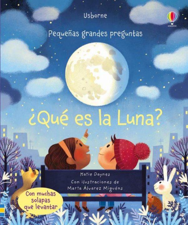 libro ¿qué es la luna?