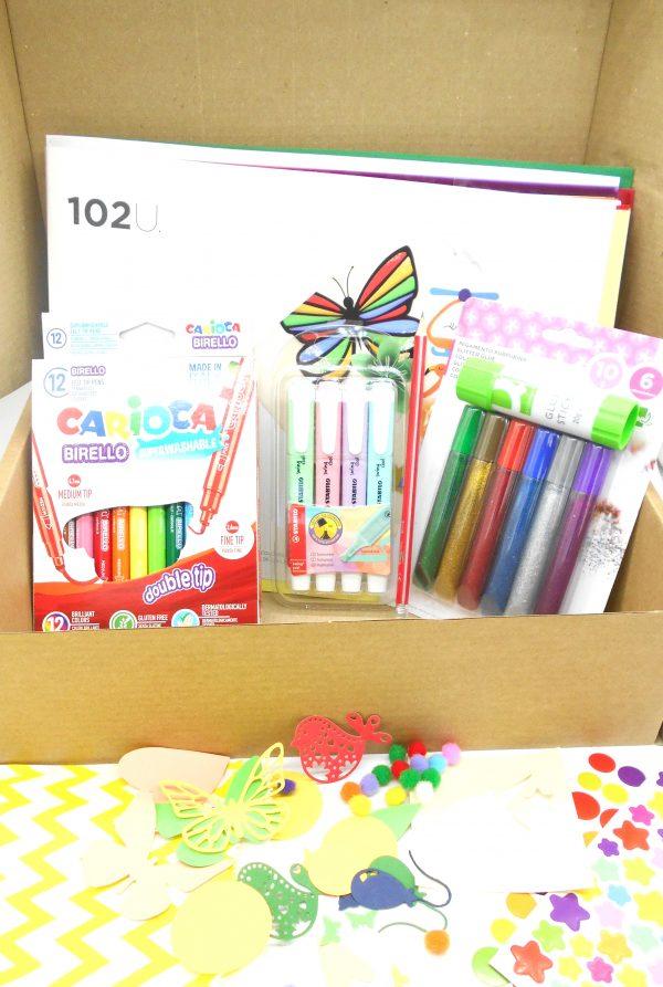 kit manualidades para niños