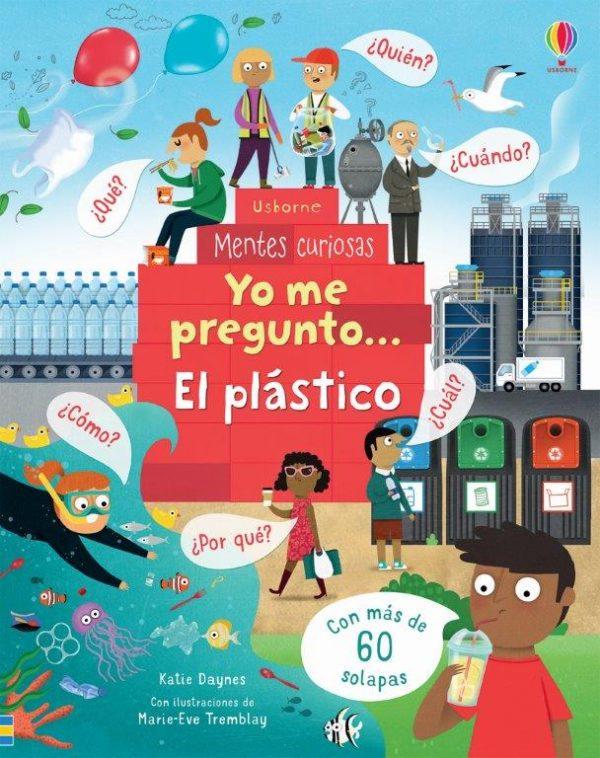 Libro yo me pregunto el plástico