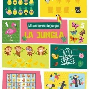 Libro de actividades para que los niños aprendan