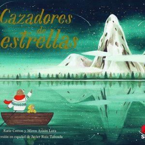 Libro infantil cazadores de estrellas