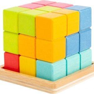cubo puzzle tetris 3D