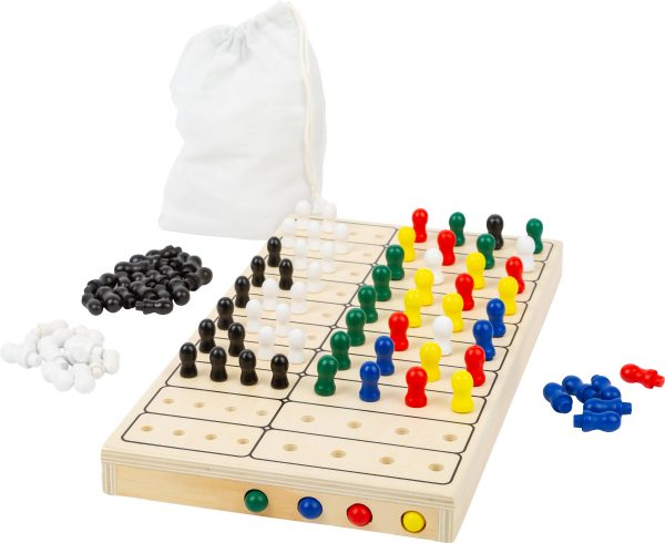 juego de lógica código secreto