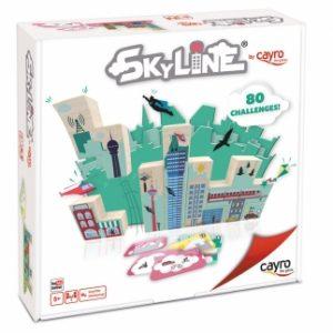 juego de lógica skyline