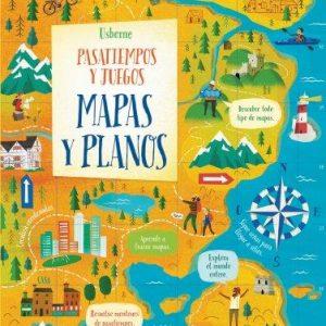 libro actividades mapas y planos