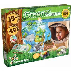 juego green science