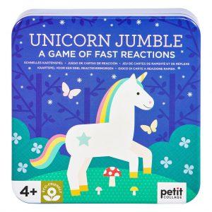 juego de cartas unicornio jumble