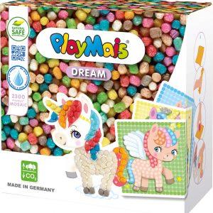 mosaicos unicornios de playmais