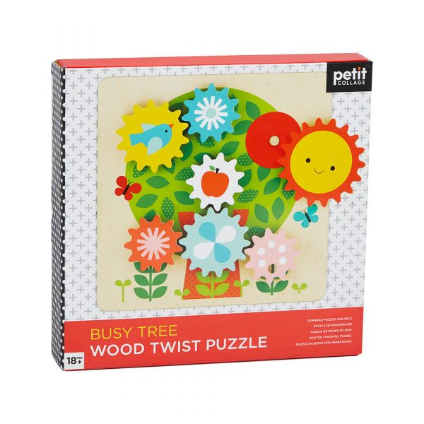 puzzle twist de madera